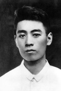 Zhou Enlai, the father of Chinese intelligence, in 1919